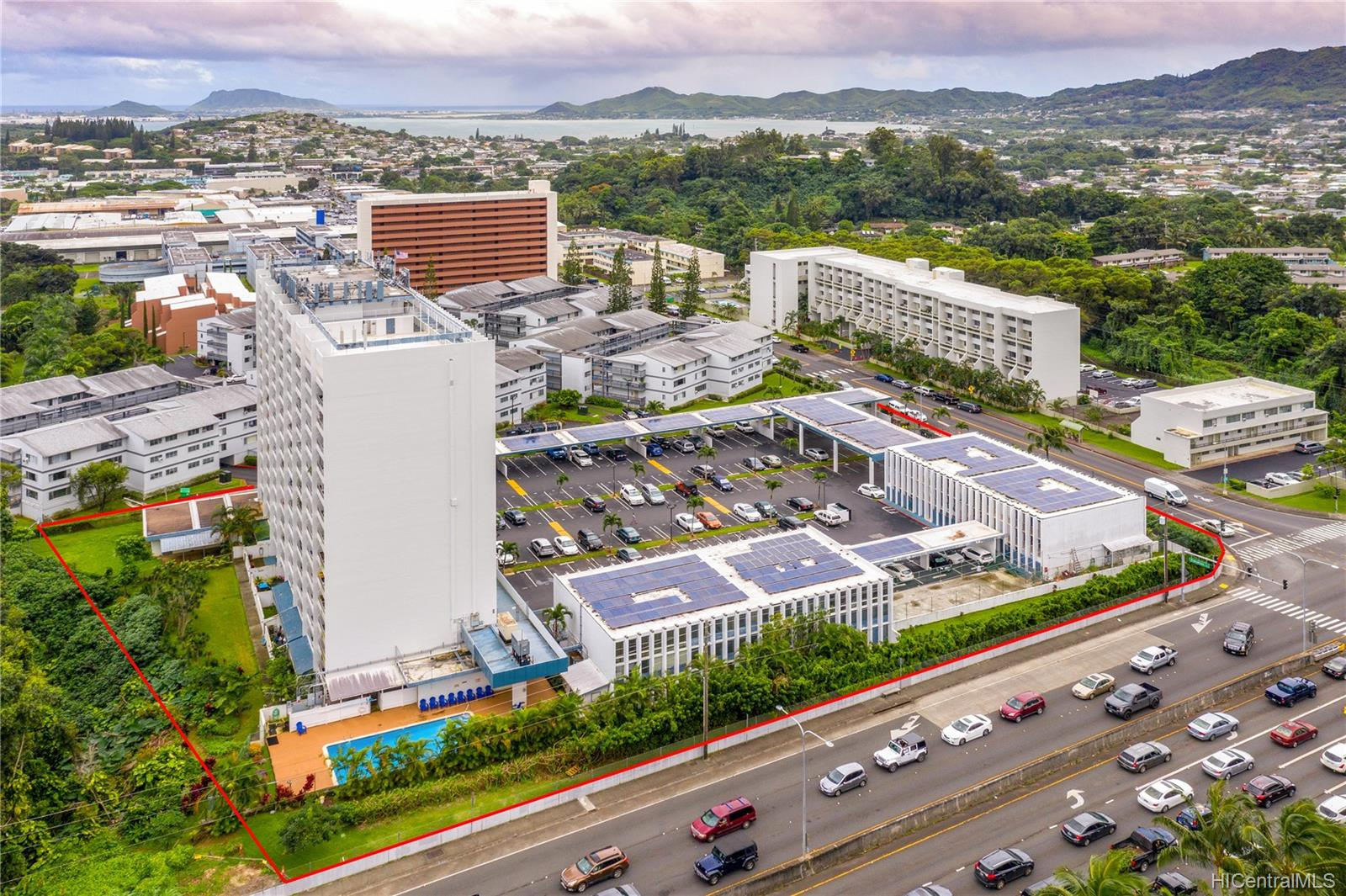 Haiku Hale condo # C1104, Kaneohe, Hawaii - photo 24 of 25