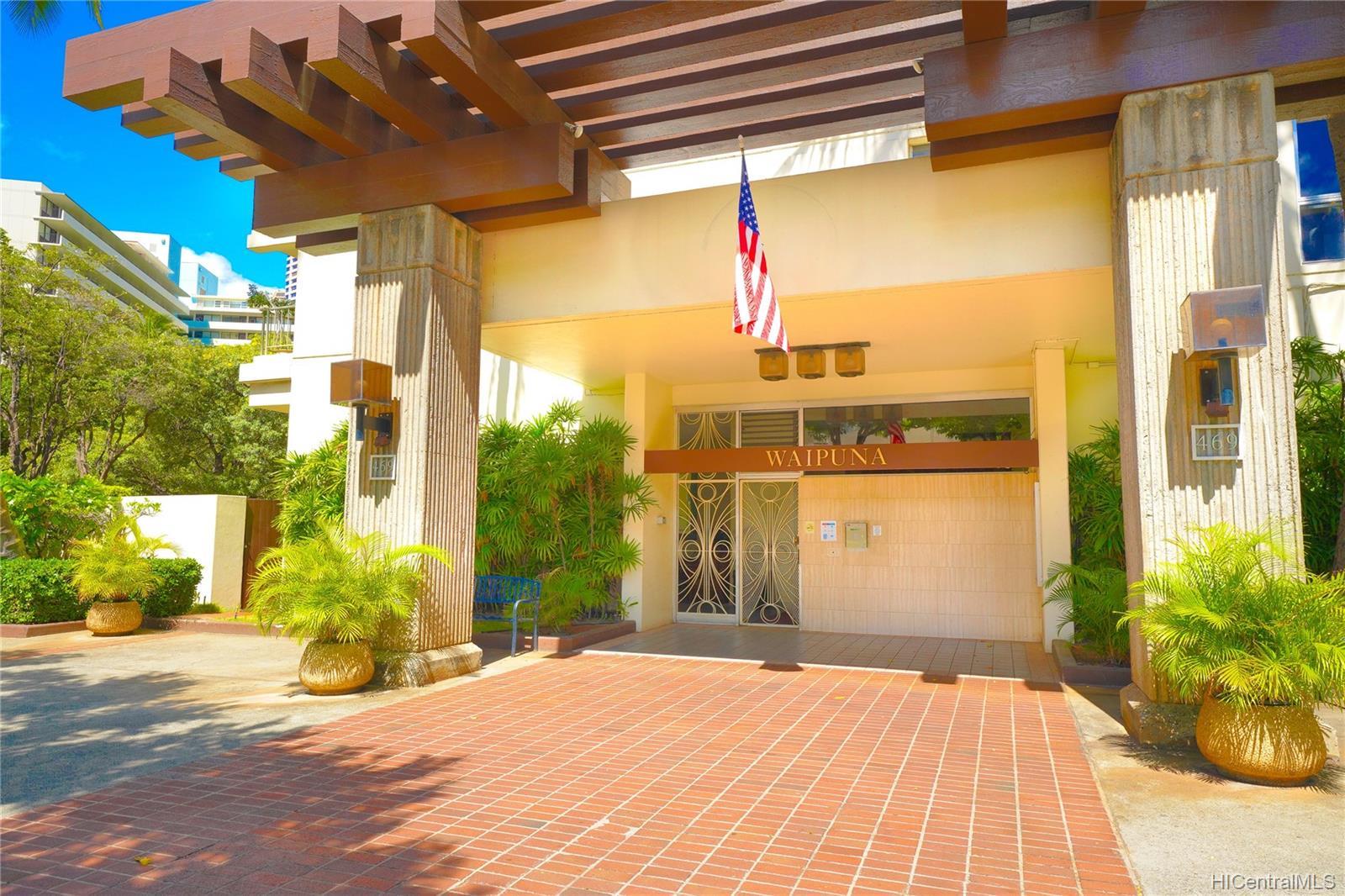 Waipuna condo # 1210, Honolulu, Hawaii - photo 23 of 24