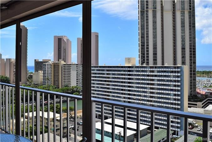 Atkinson Plaza condo #1708, Honolulu, Hawaii - photo 1 of 12