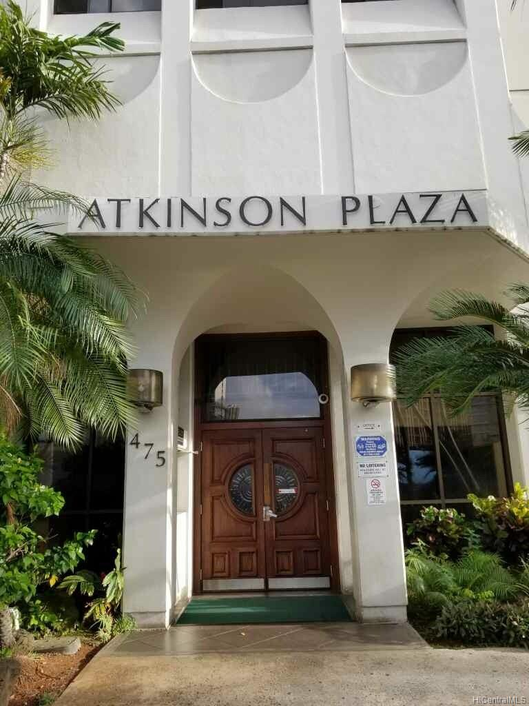 Atkinson Plaza condo # 1807, Honolulu, Hawaii - photo 1 of 13