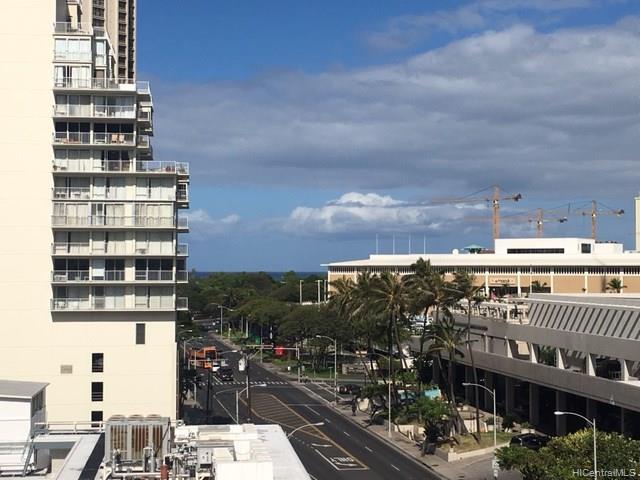Atkinson Plaza condo #802, Honolulu, Hawaii - photo 1 of 6