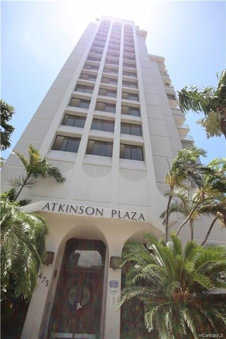 Atkinson Plaza condo #902, Honolulu, Hawaii - photo 1 of 24