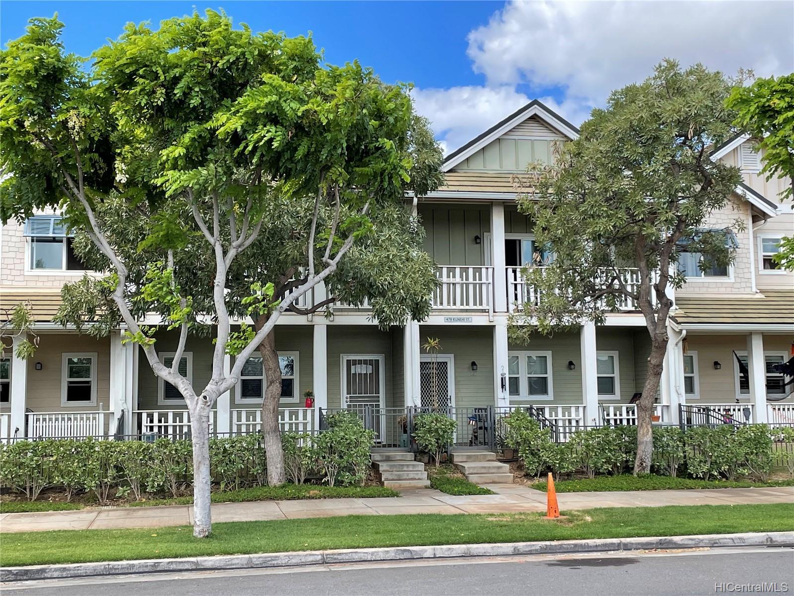 478 Kunehi Street townhouse # 105, Kapolei, Hawaii - photo 22 of 25