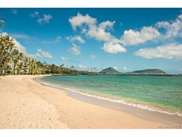 Kahala Beach condo #124, Honolulu, Hawaii - photo 0 of 17