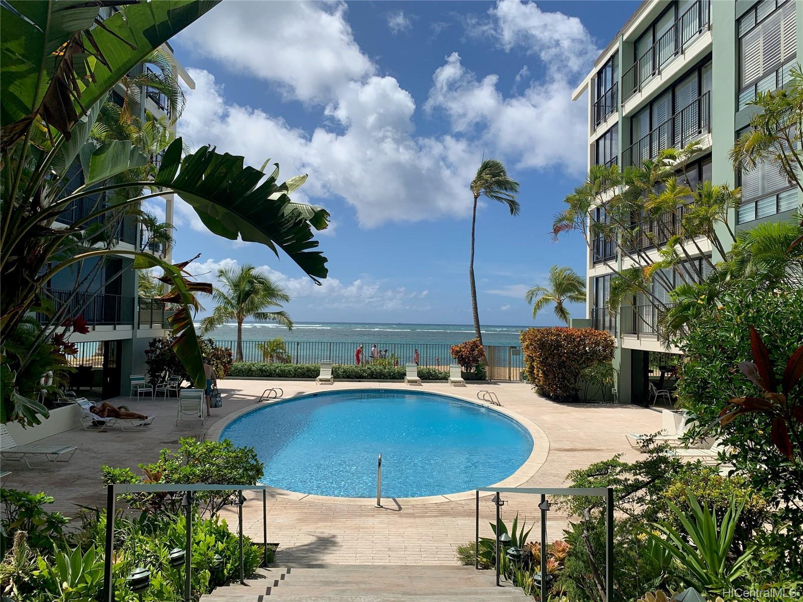 Kahala Beach condo # 202, honolulu, Hawaii - photo 1 of 1