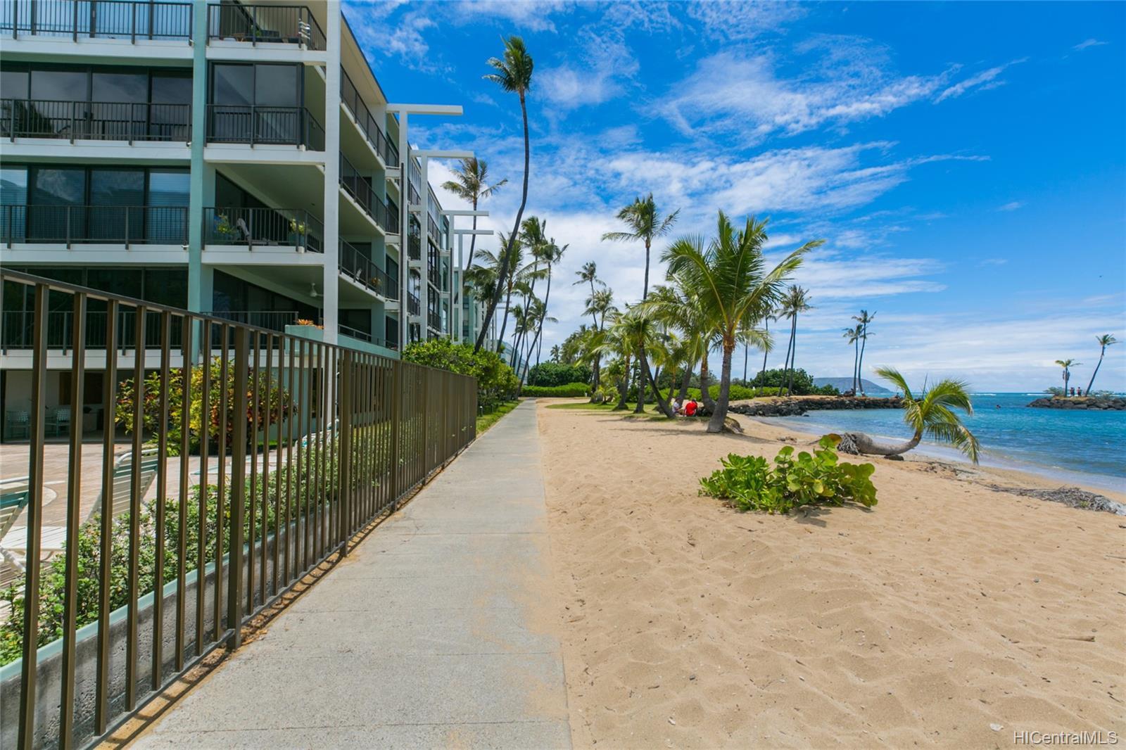 Kahala Beach condo # 347, Honolulu, Hawaii - photo 23 of 25
