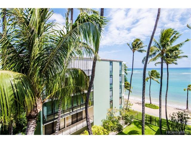 Kahala Beach condo #411, Honolulu, Hawaii - photo 0 of 17