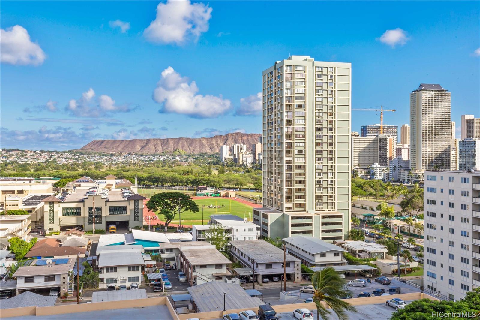 Ala Wai Plaza condo # 1127, Honolulu, Hawaii - photo 21 of 21