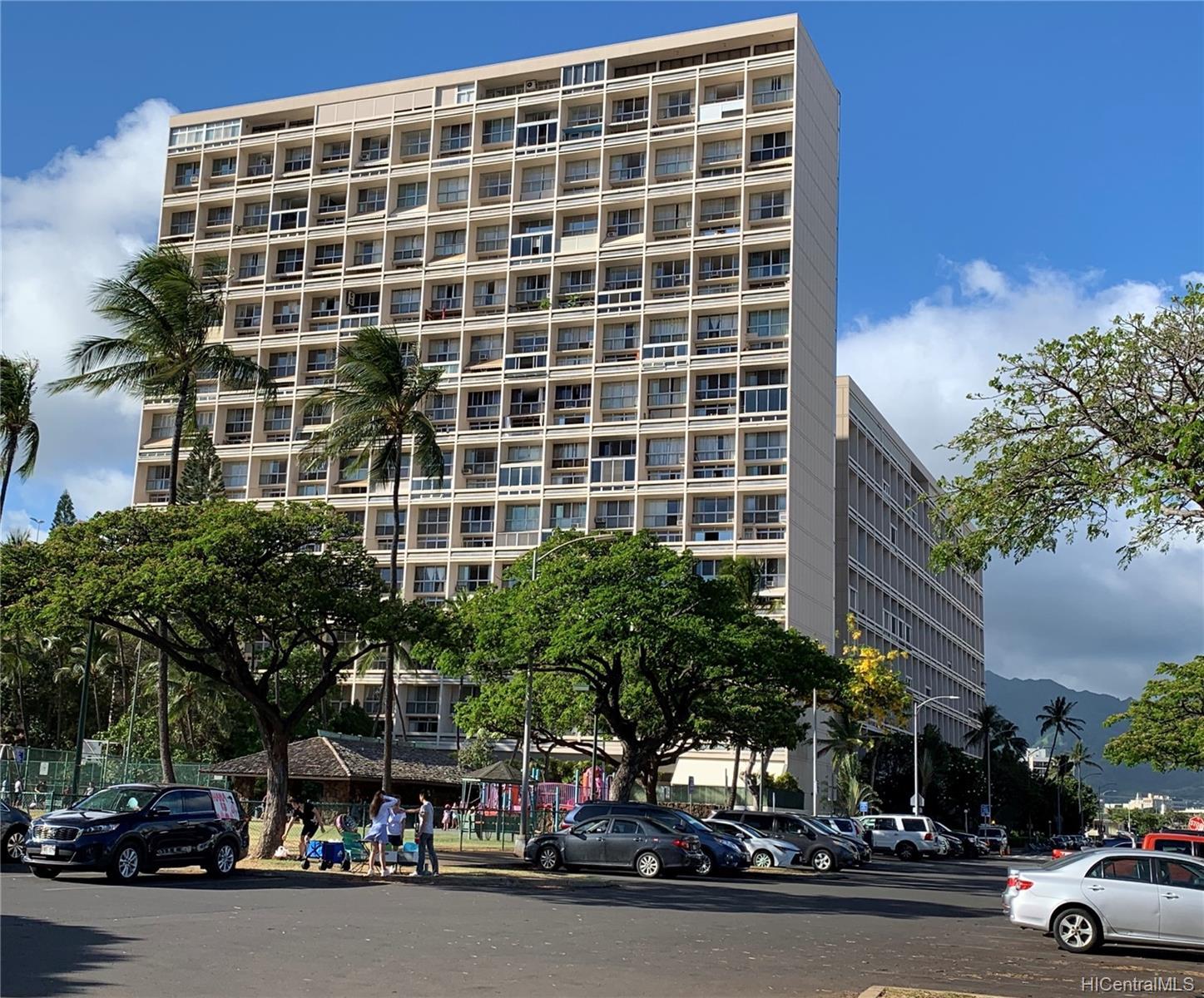 Ala Wai Plaza condo # 2402, Honolulu, Hawaii - photo 17 of 24