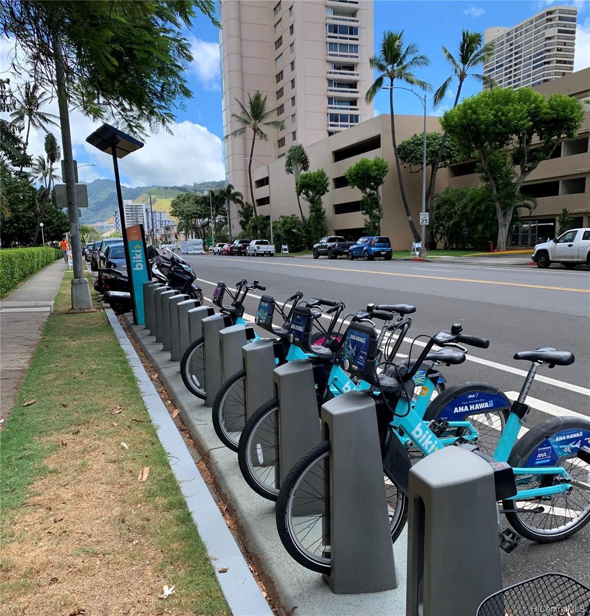 Ala Wai Plaza condo # 2402, Honolulu, Hawaii - photo 21 of 24