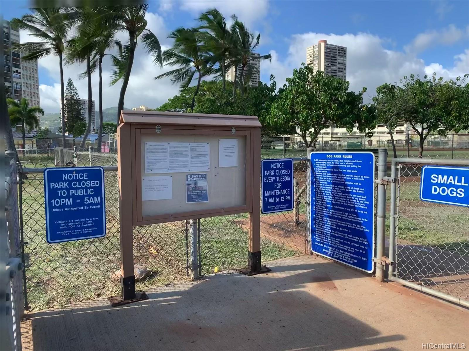 Ala Wai Plaza condo # 2402, Honolulu, Hawaii - photo 23 of 24