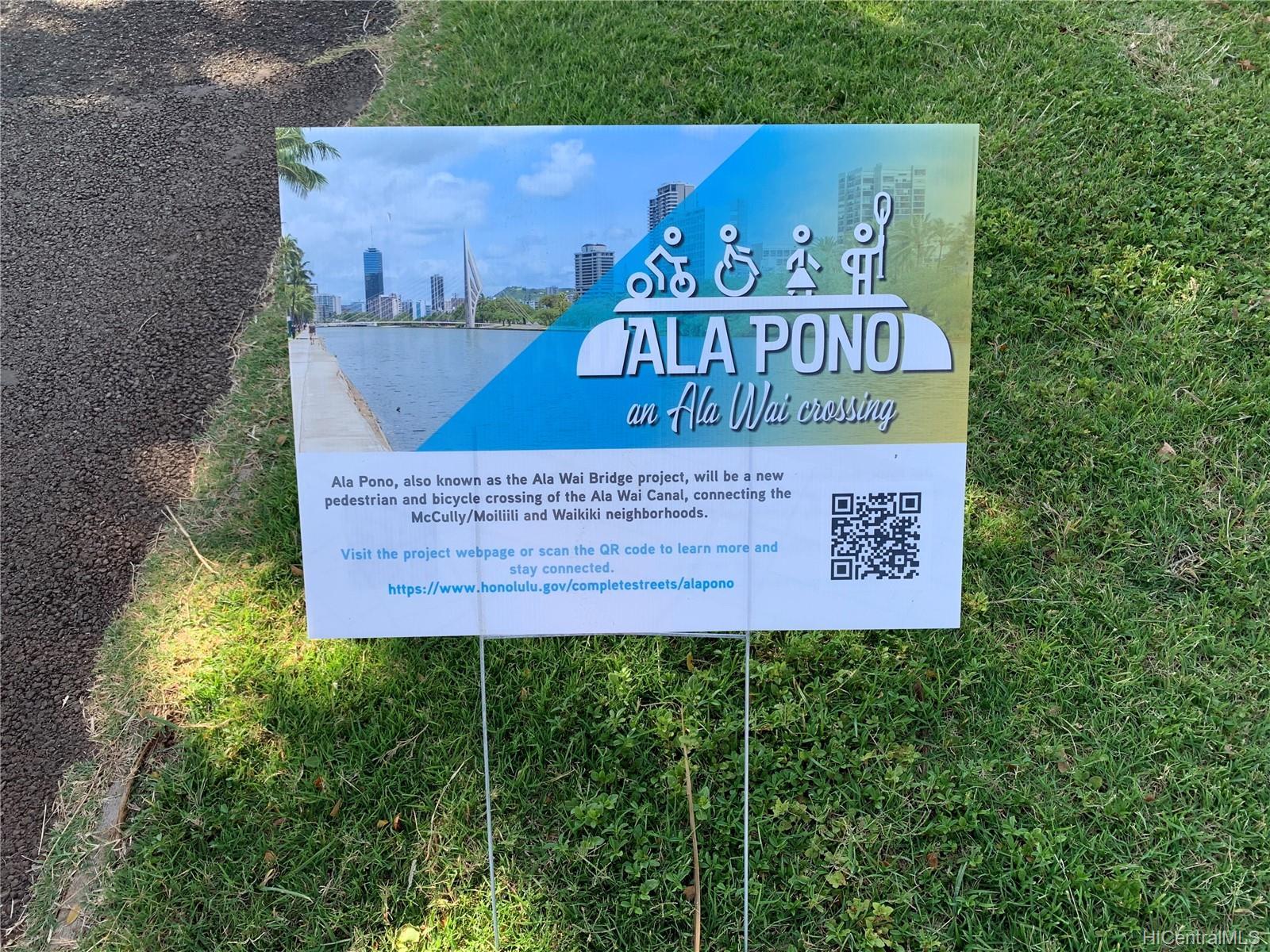 Ala Wai Plaza condo # 2402, Honolulu, Hawaii - photo 24 of 24