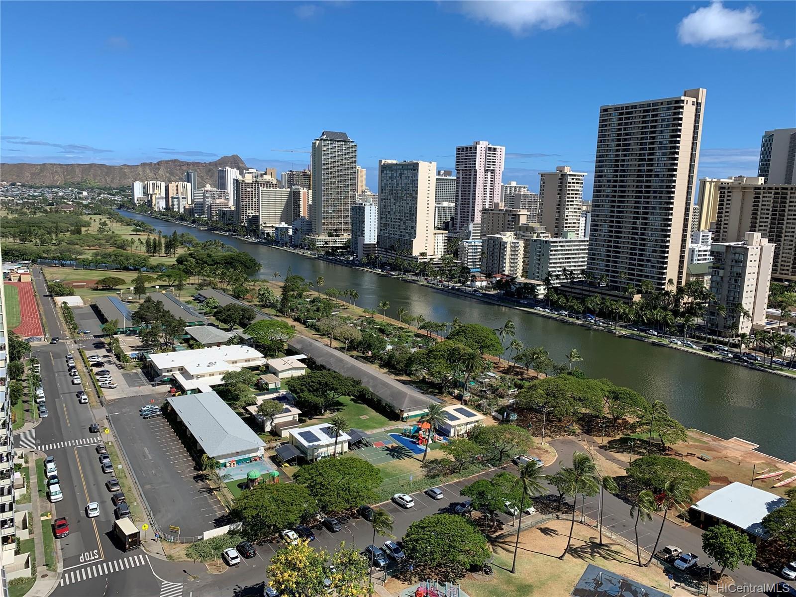 Ala Wai Plaza condo # 2402, Honolulu, Hawaii - photo 7 of 24