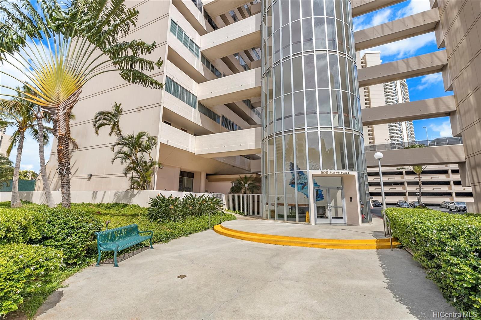 Ala Wai Plaza condo # PH4, Honolulu, Hawaii - photo 18 of 21