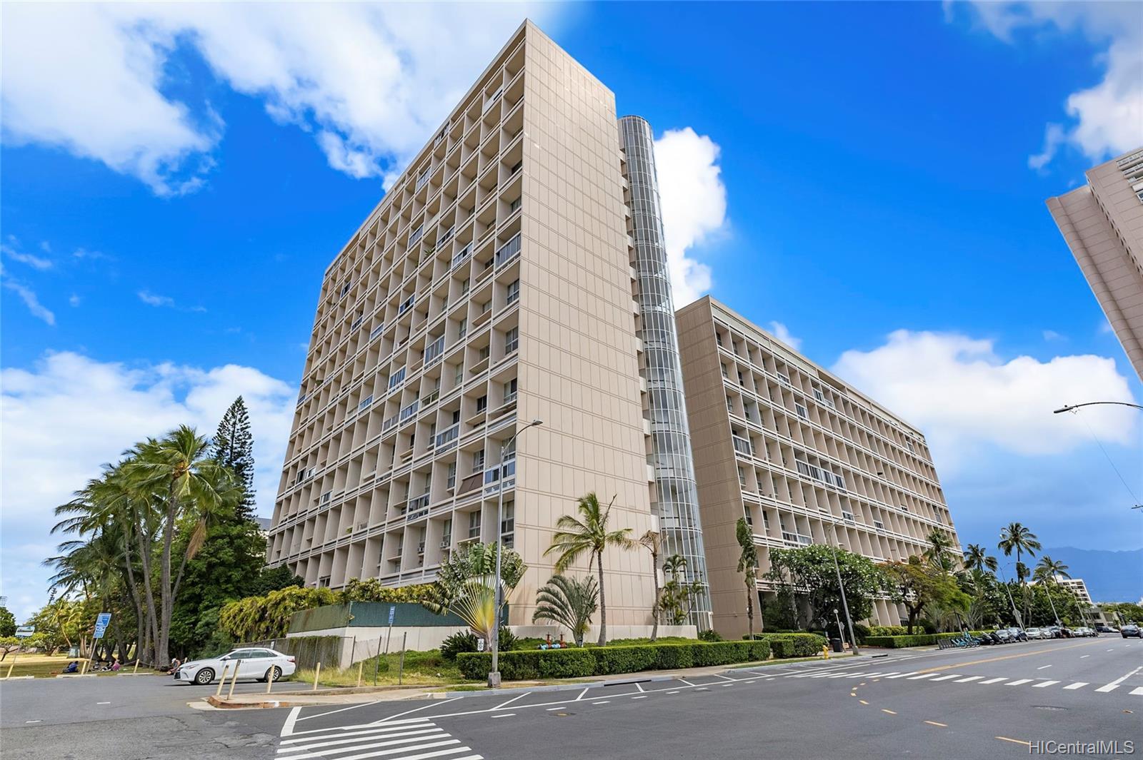 Ala Wai Plaza condo # PH4, Honolulu, Hawaii - photo 20 of 21