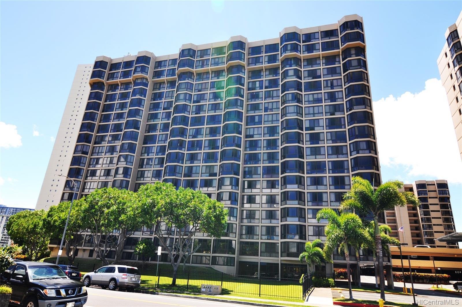 Country Club Plaza condo # #401E, Honolulu, Hawaii - photo 25 of 25