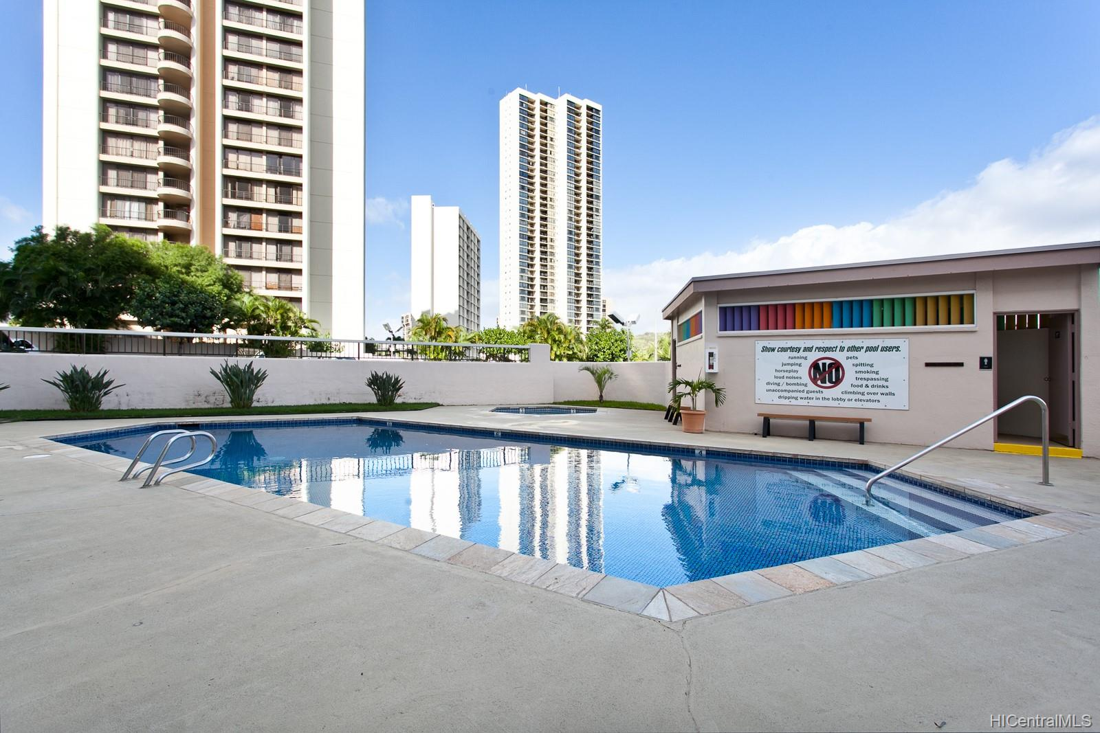 Fairway Gardens condo # 207, Honolulu, Hawaii - photo 20 of 21