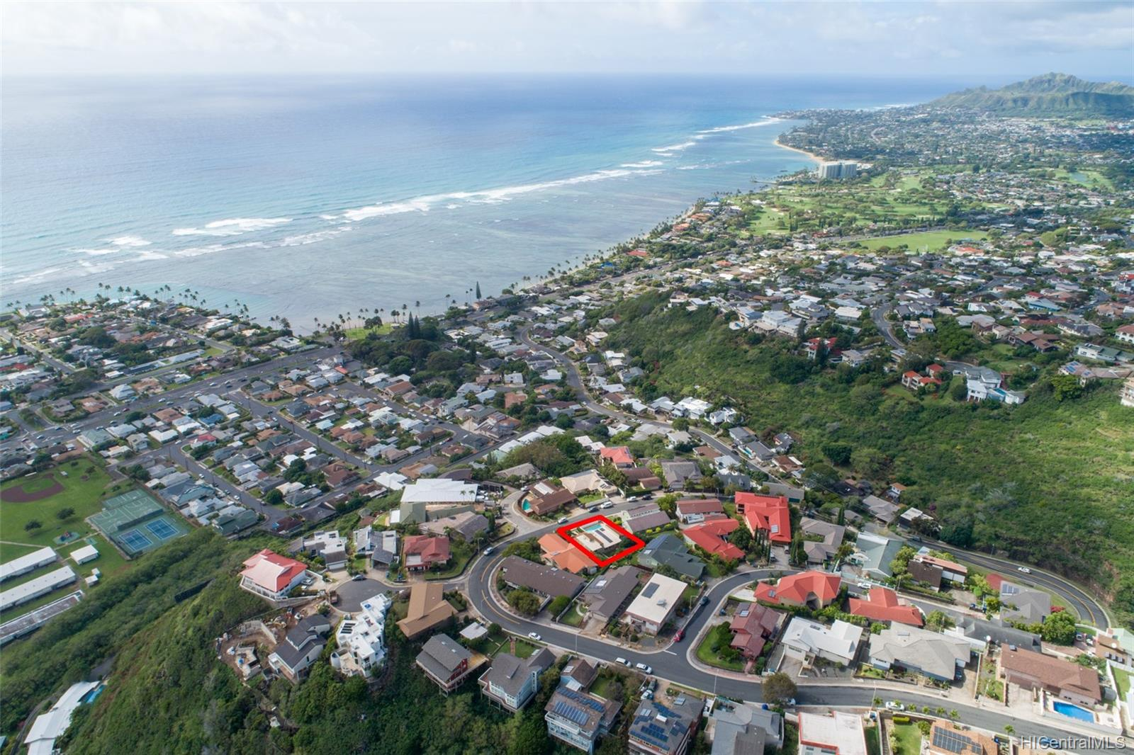5256  Poola Street Waialae Iki, Diamond Head home - photo 22 of 22