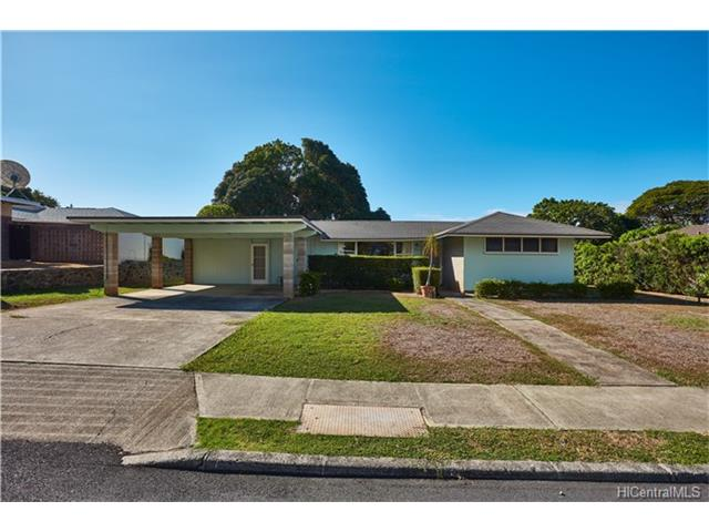 5331  Manauwea St Aina Haina Area, Diamond Head home - photo 1 of 25