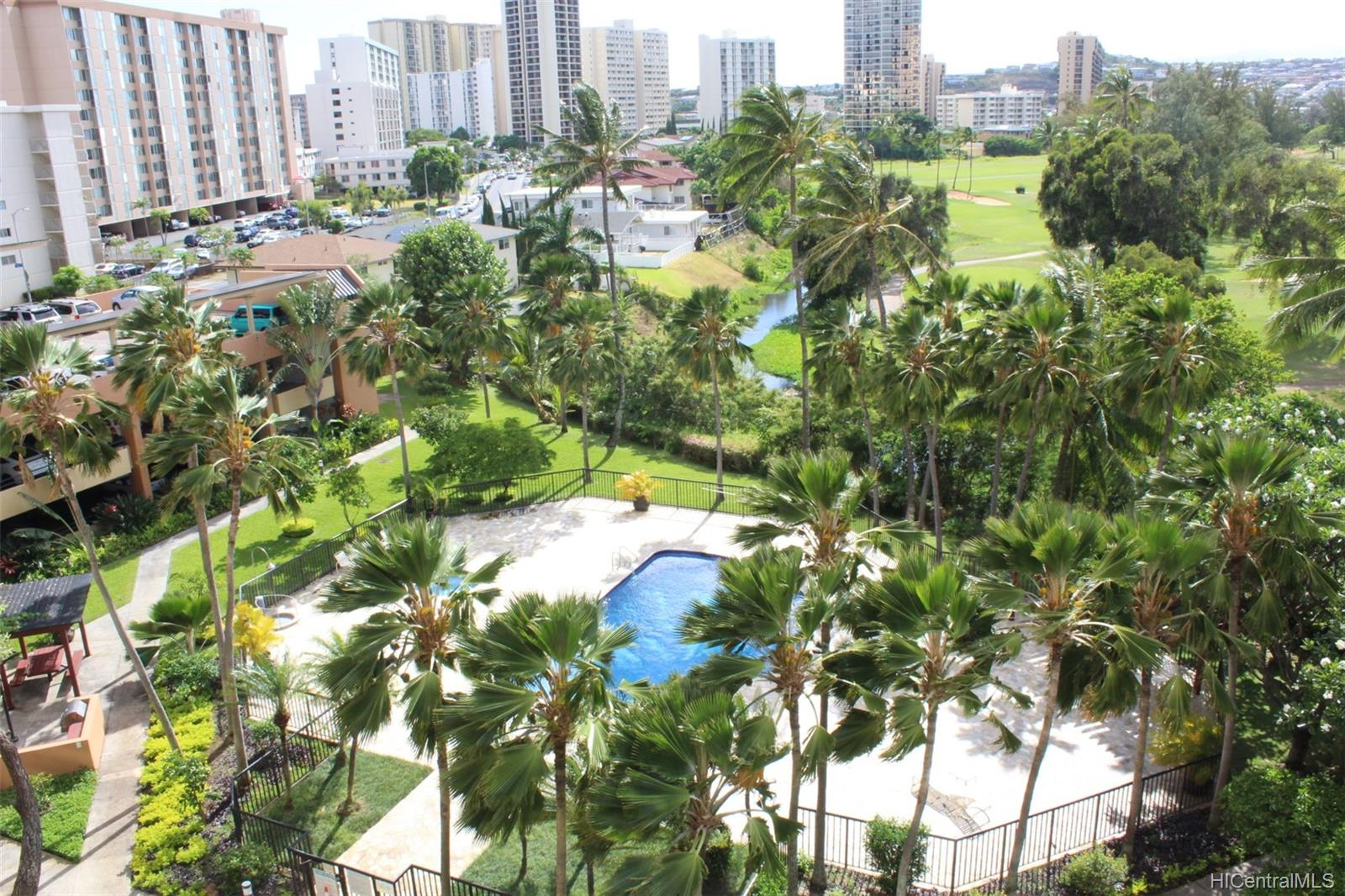 Plaza Landmark condo # 606, Honolulu, Hawaii - photo 13 of 23