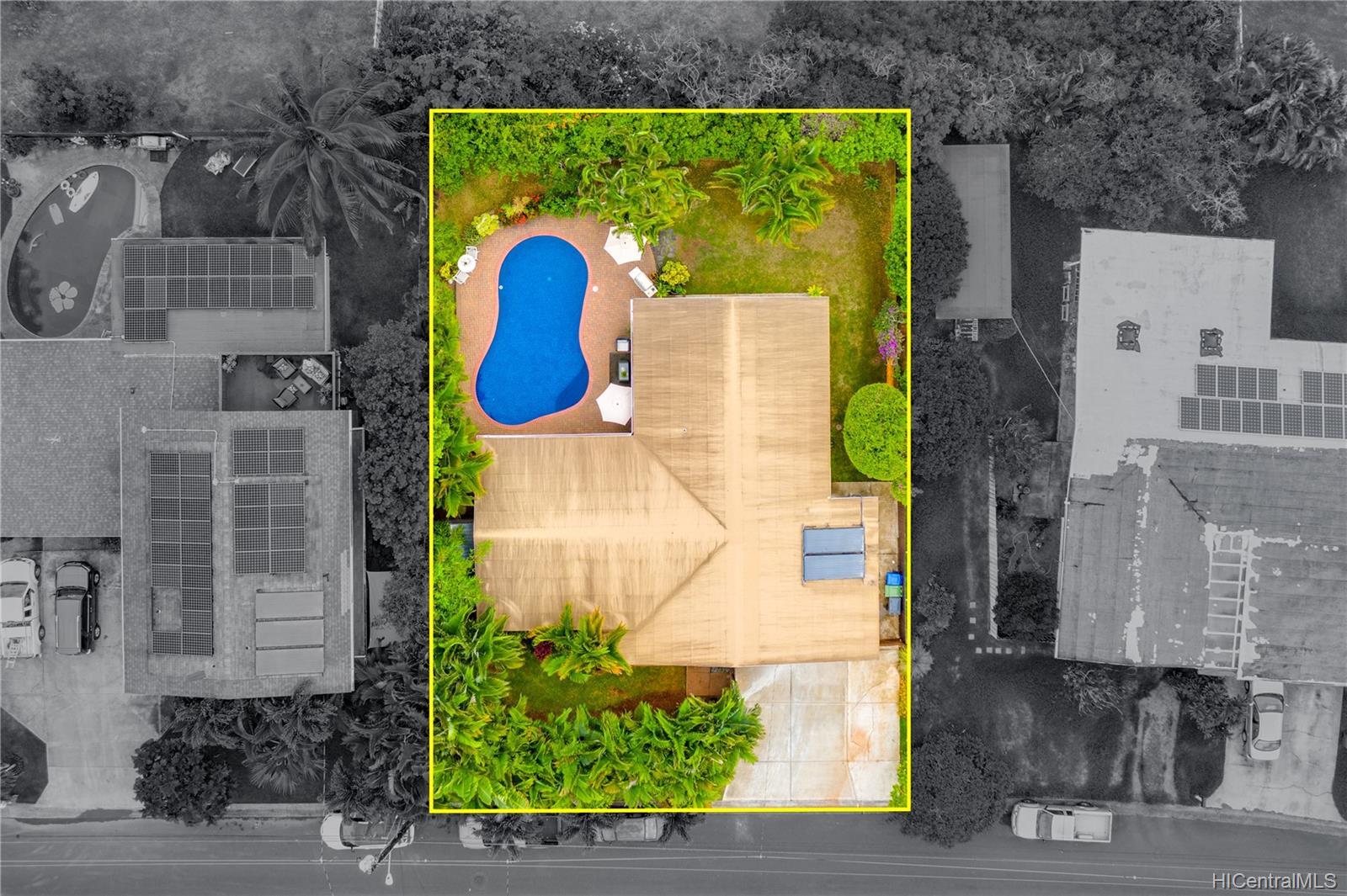 538  Ilimano Street Kalaheo Hillside, Kailua home - photo 4 of 25