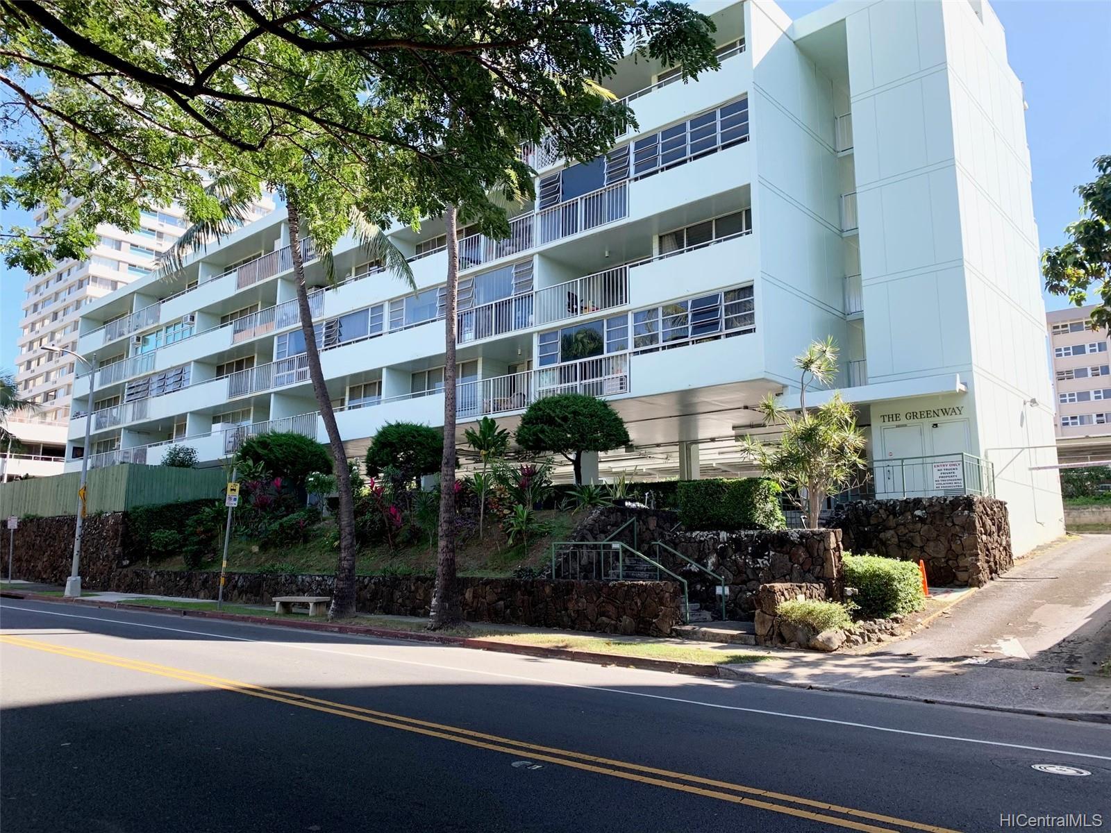Greenway condo # 401, Honolulu, Hawaii - photo 18 of 20