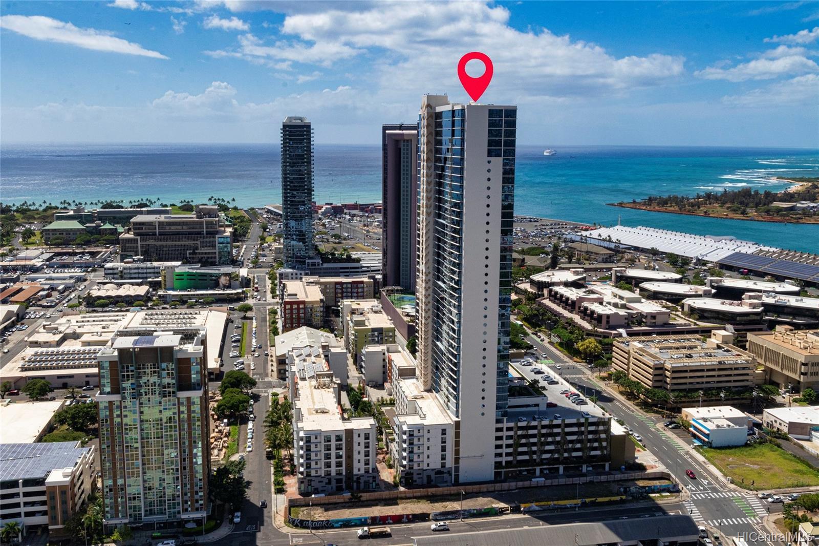 Keauhou Place condo # 1301, Honolulu, Hawaii - photo 24 of 25