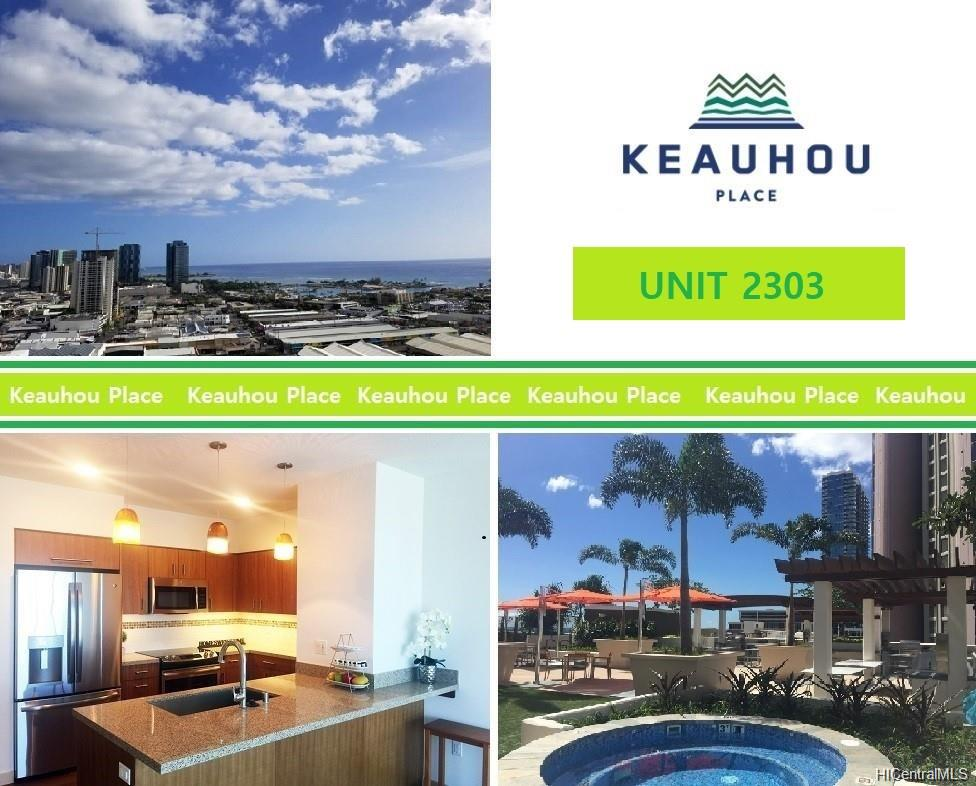 Keauhou Place condo # 2303, Honolulu, Hawaii - photo 1 of 1