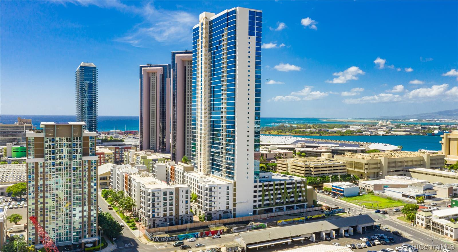Keauhou Place condo # 2607, Honolulu, Hawaii - photo 23 of 23