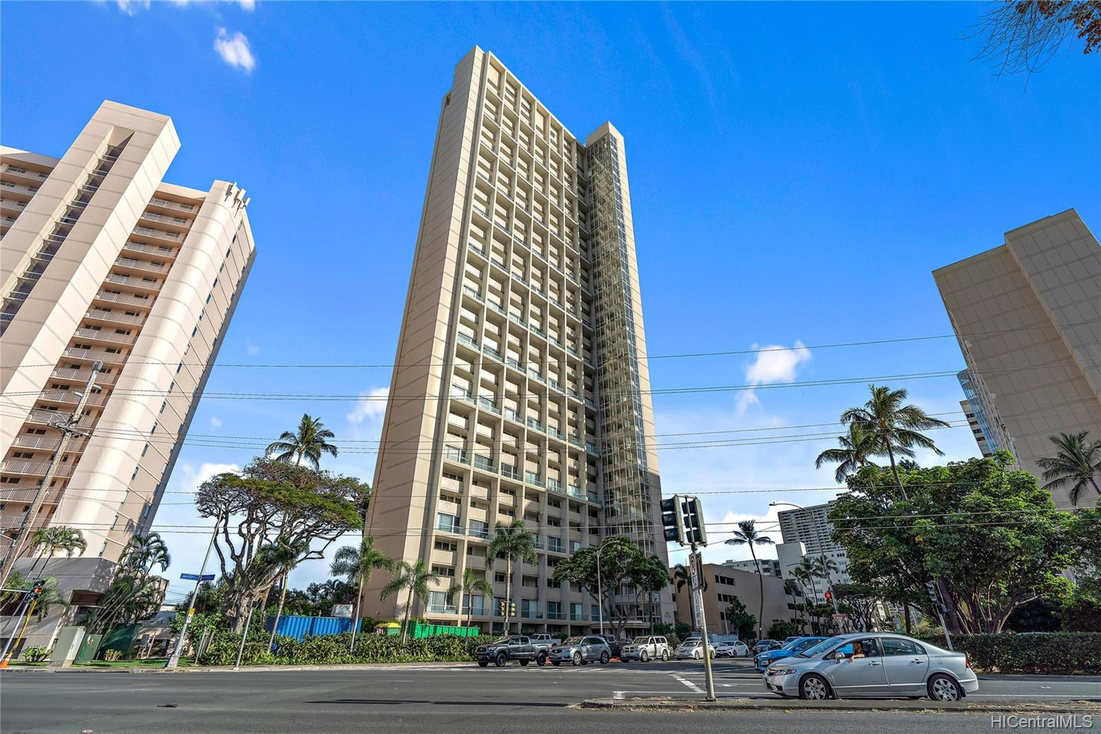 Ala Wai Plaza Skyrise condo # 1203, Honolulu, Hawaii - photo 2 of 22