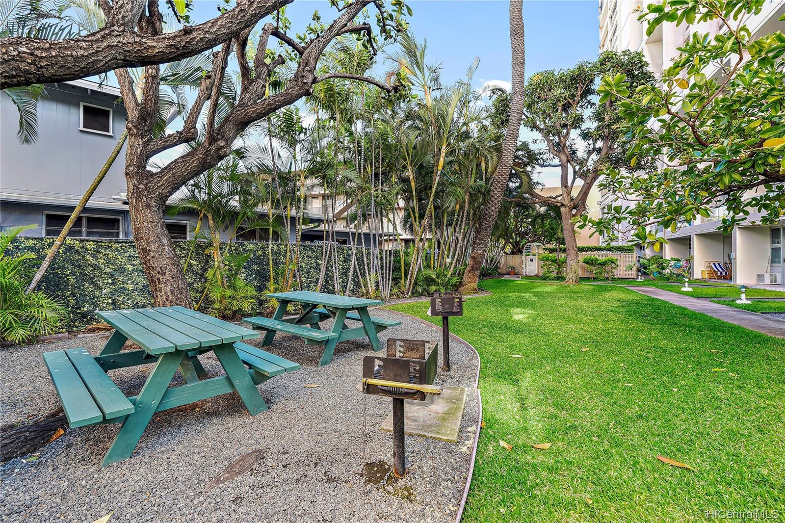 Ala Wai Plaza Skyrise condo # 1203, Honolulu, Hawaii - photo 21 of 22