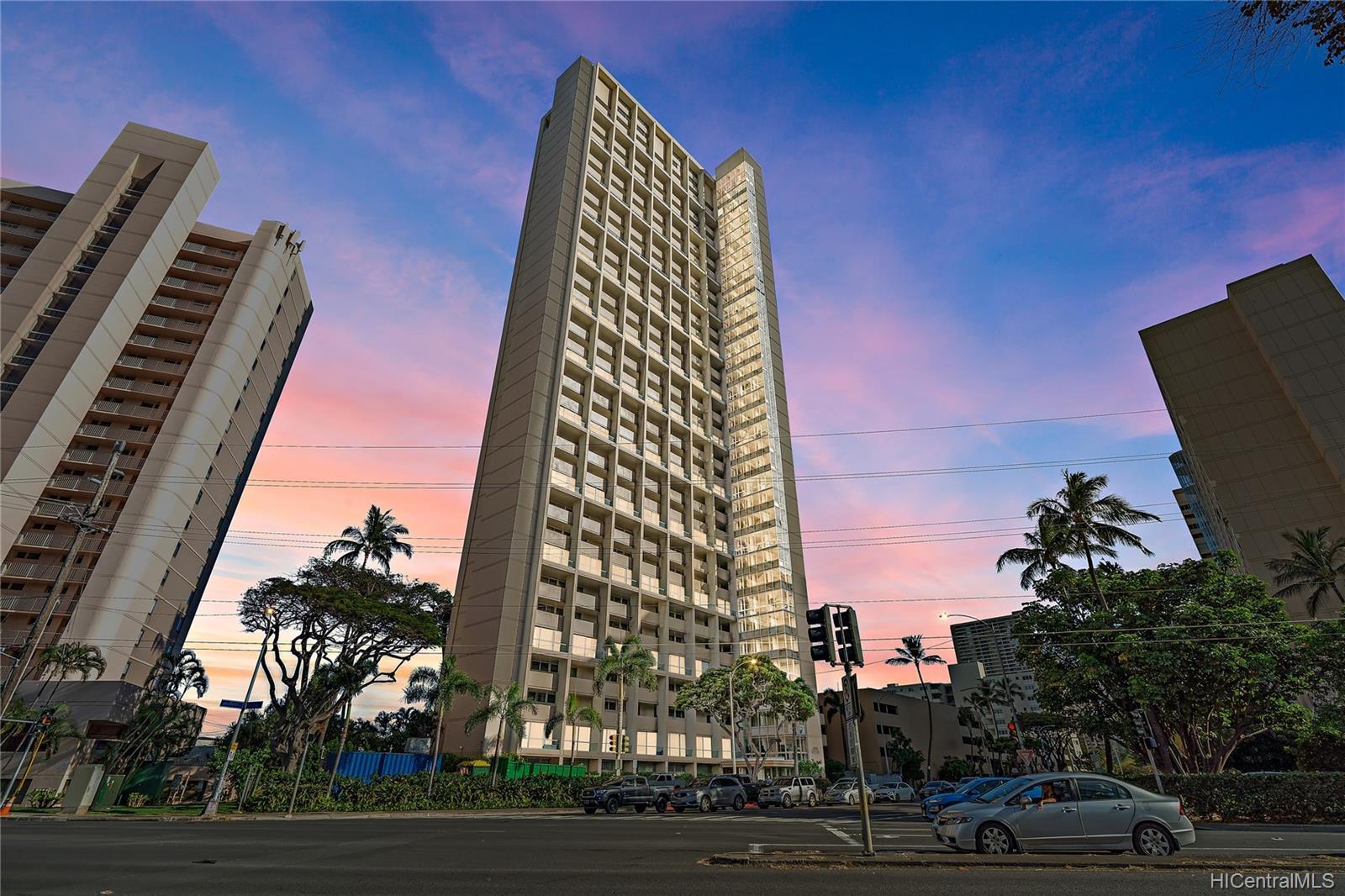 Ala Wai Plaza Skyrise condo # 1203, Honolulu, Hawaii - photo 22 of 22