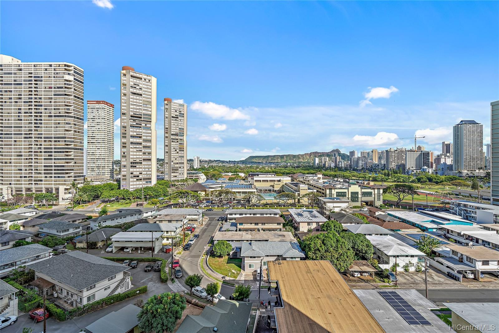Ala Wai Plaza Skyrise condo # 1203, Honolulu, Hawaii - photo 8 of 22