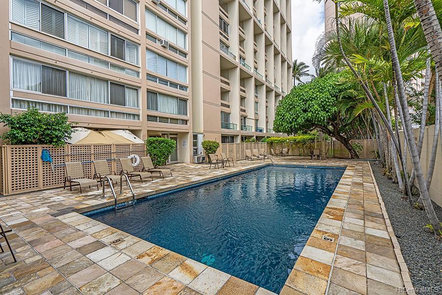 Ala Wai Plaza Skyrise condo # 1404, Honolulu, Hawaii - photo 2 of 22