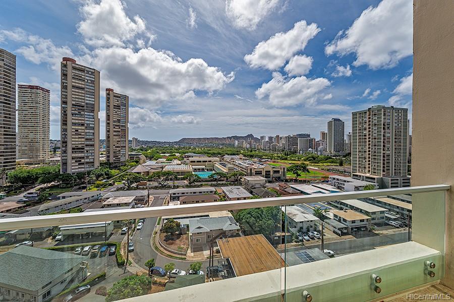 Ala Wai Plaza Skyrise condo # 1404, Honolulu, Hawaii - photo 17 of 22