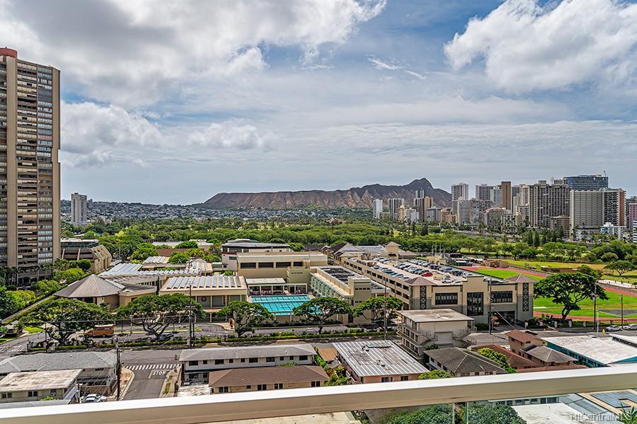 Ala Wai Plaza Skyrise condo # 1404, Honolulu, Hawaii - photo 18 of 22