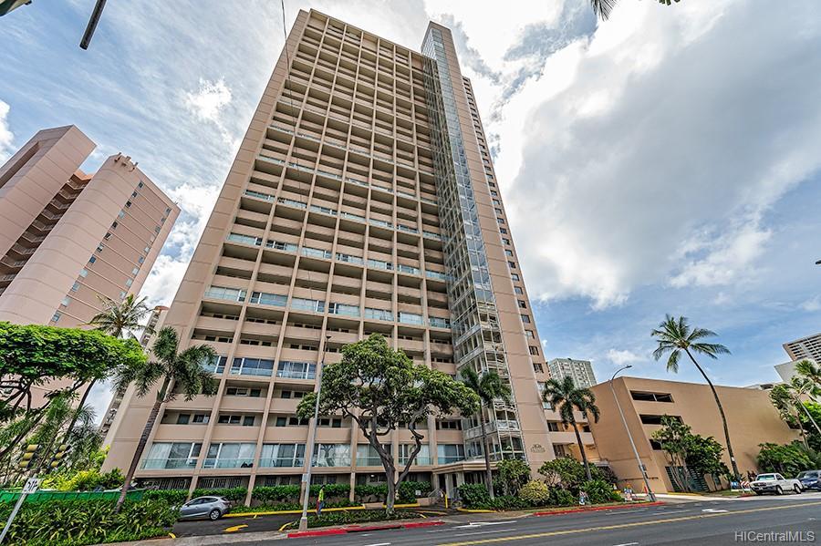 Ala Wai Plaza Skyrise condo # 1404, Honolulu, Hawaii - photo 22 of 22