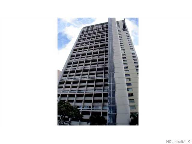 Ala Wai Plaza Skyrise condo # 200, Honolulu, Hawaii - photo 1 of 6