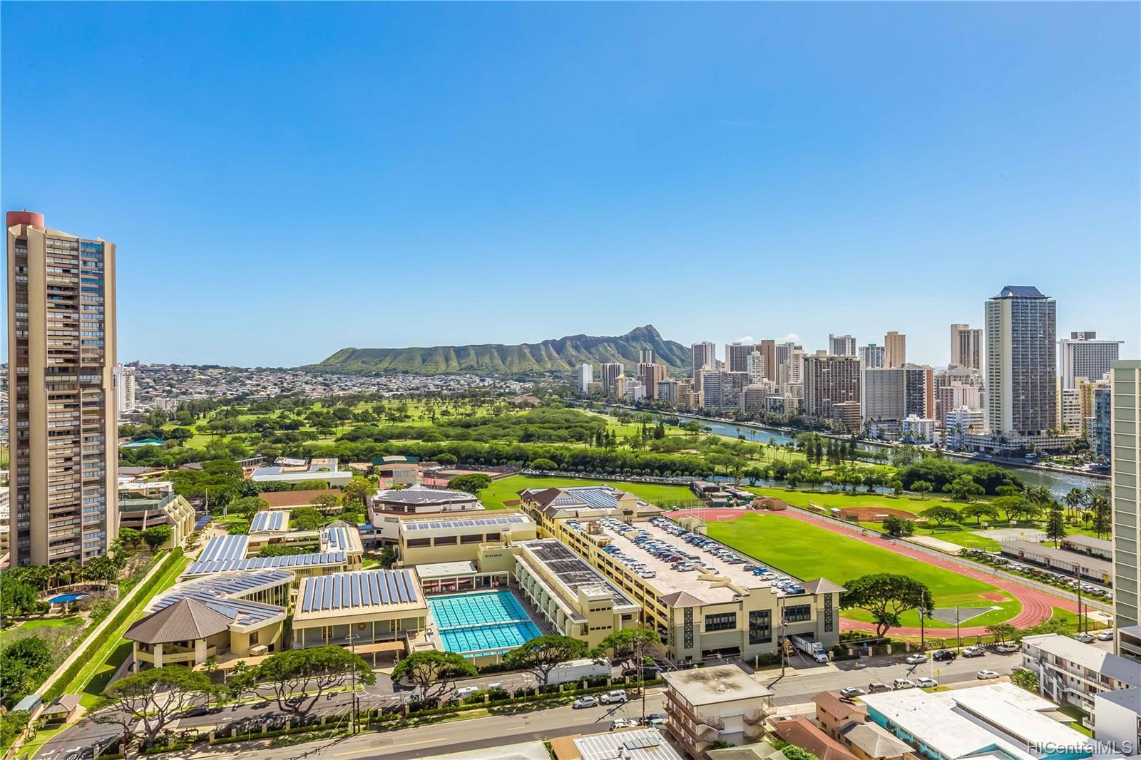 Ala Wai Plaza Skyrise condo # 2606, Honolulu, Hawaii - photo 14 of 21