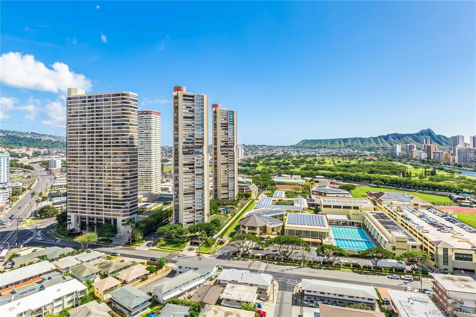 Ala Wai Plaza Skyrise condo # 2606, Honolulu, Hawaii - photo 16 of 21