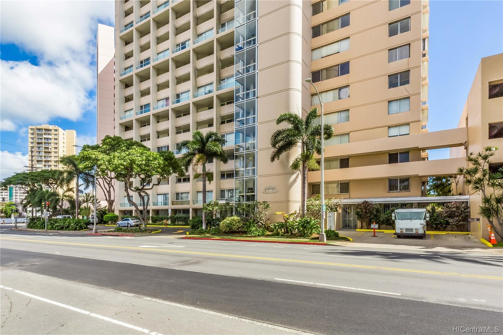 Ala Wai Plaza Skyrise condo # 2606, Honolulu, Hawaii - photo 20 of 21