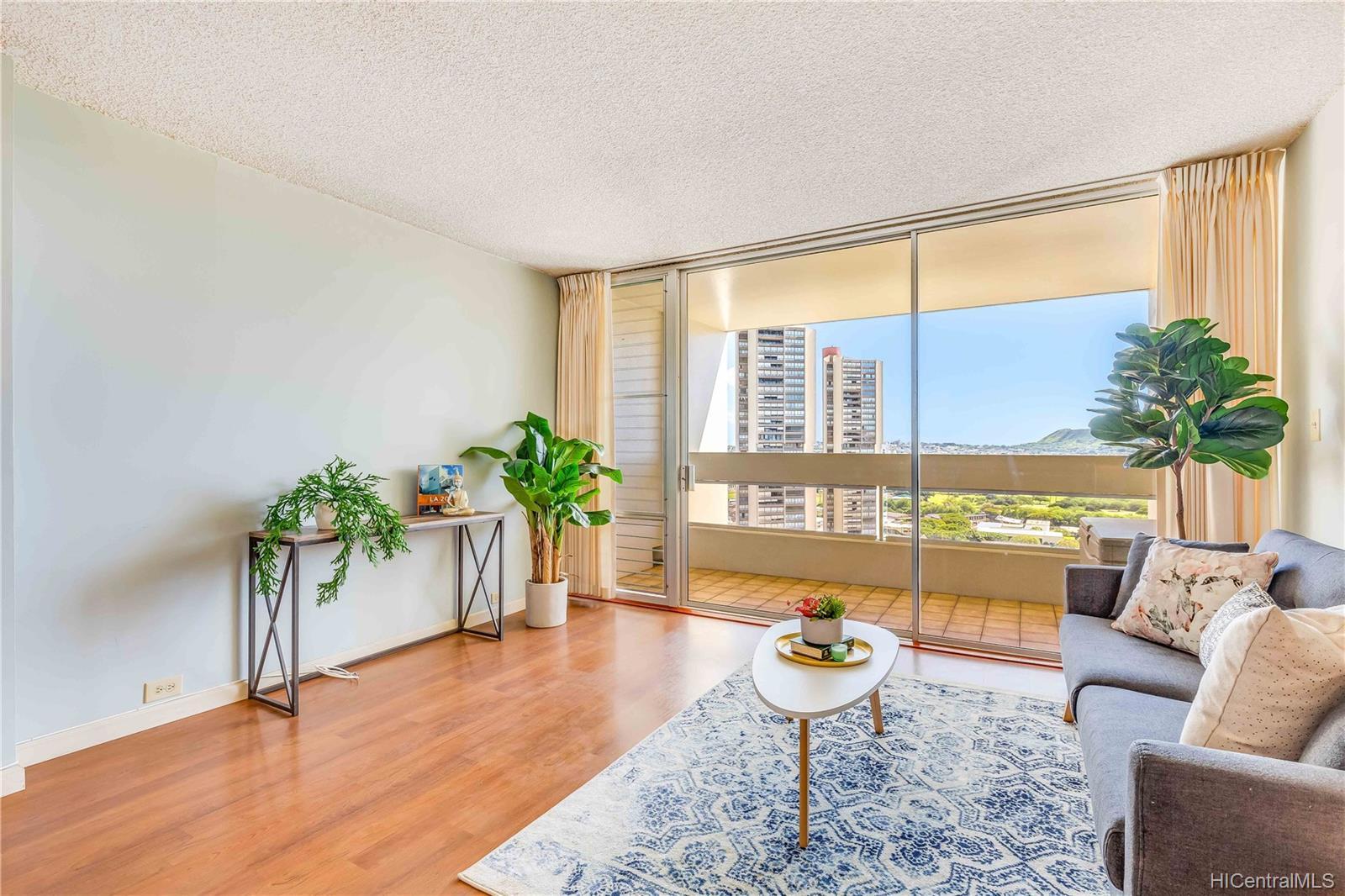 Ala Wai Plaza Skyrise condo # 2606, Honolulu, Hawaii - photo 3 of 21