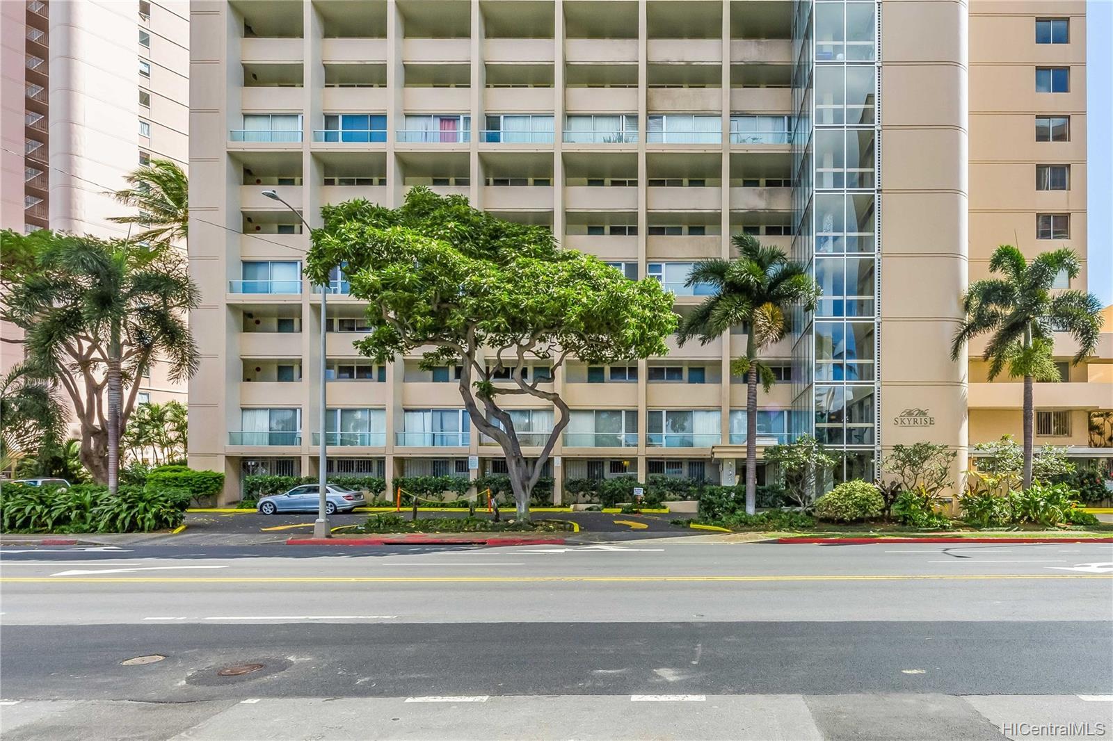 Ala Wai Plaza Skyrise condo # 2606, Honolulu, Hawaii - photo 21 of 21