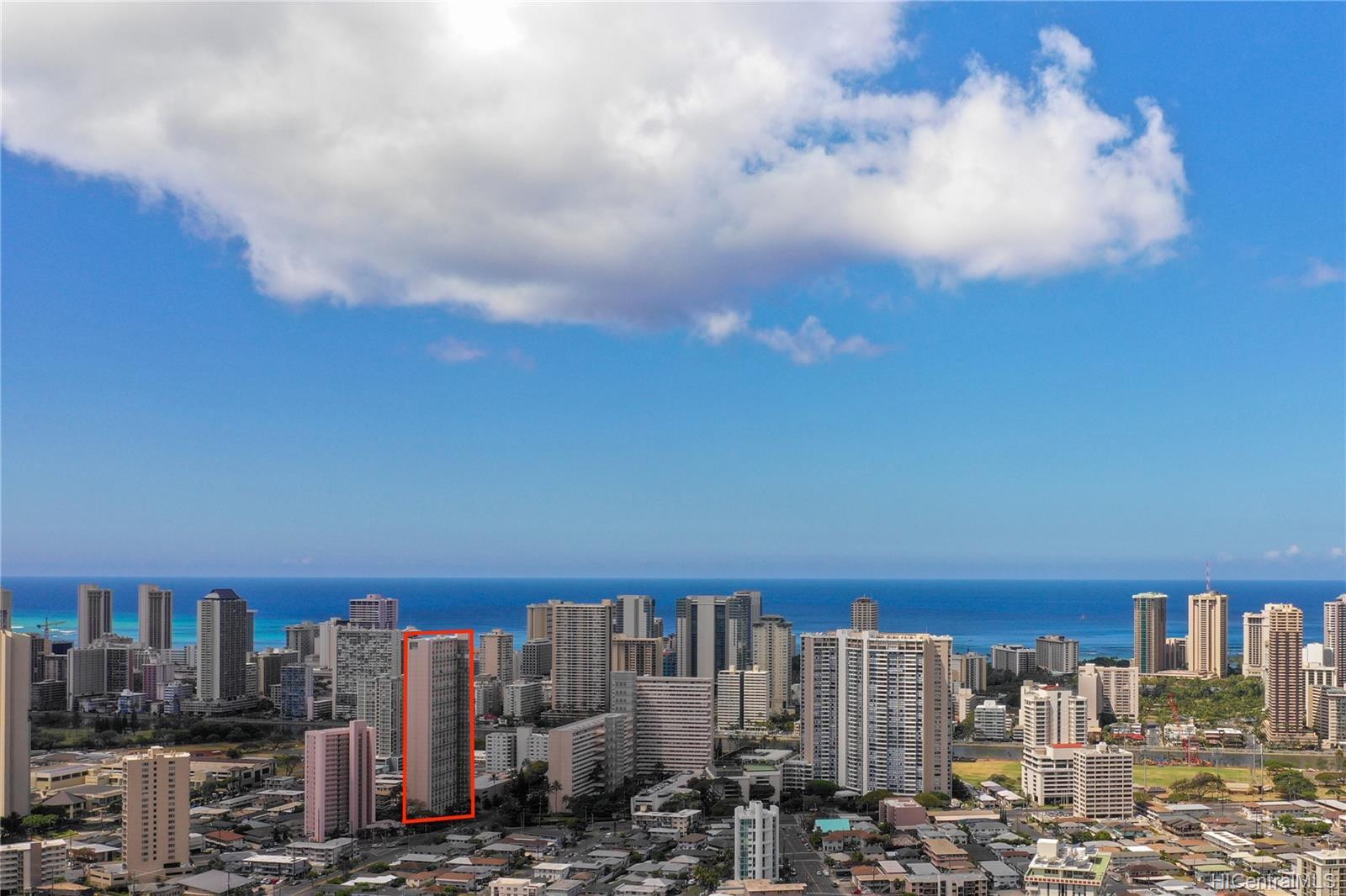 ALA WAI PLAZA SKYRISE condo # 603, Honolulu, Hawaii - photo 11 of 25
