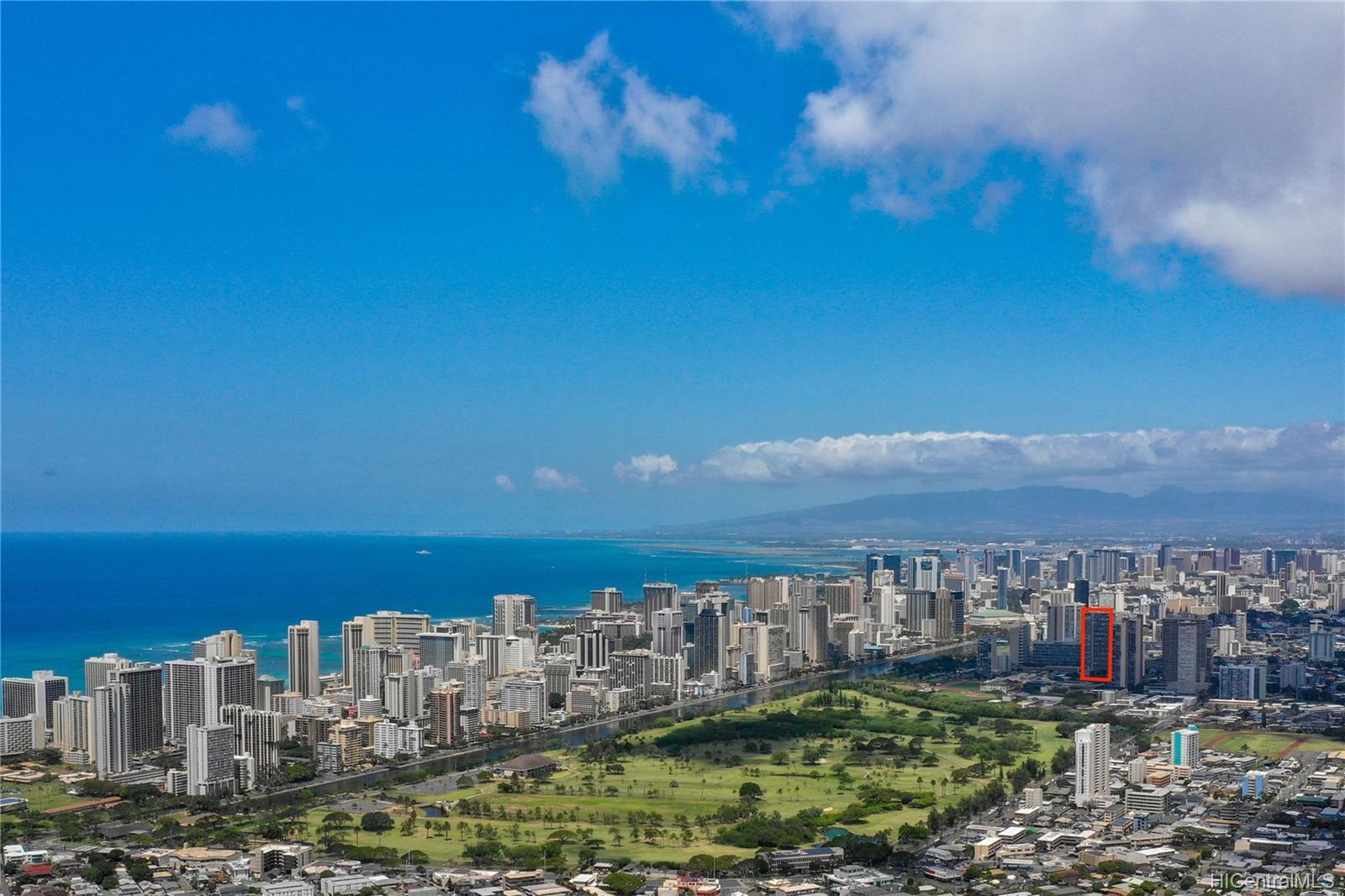 ALA WAI PLAZA SKYRISE condo # 603, Honolulu, Hawaii - photo 12 of 25
