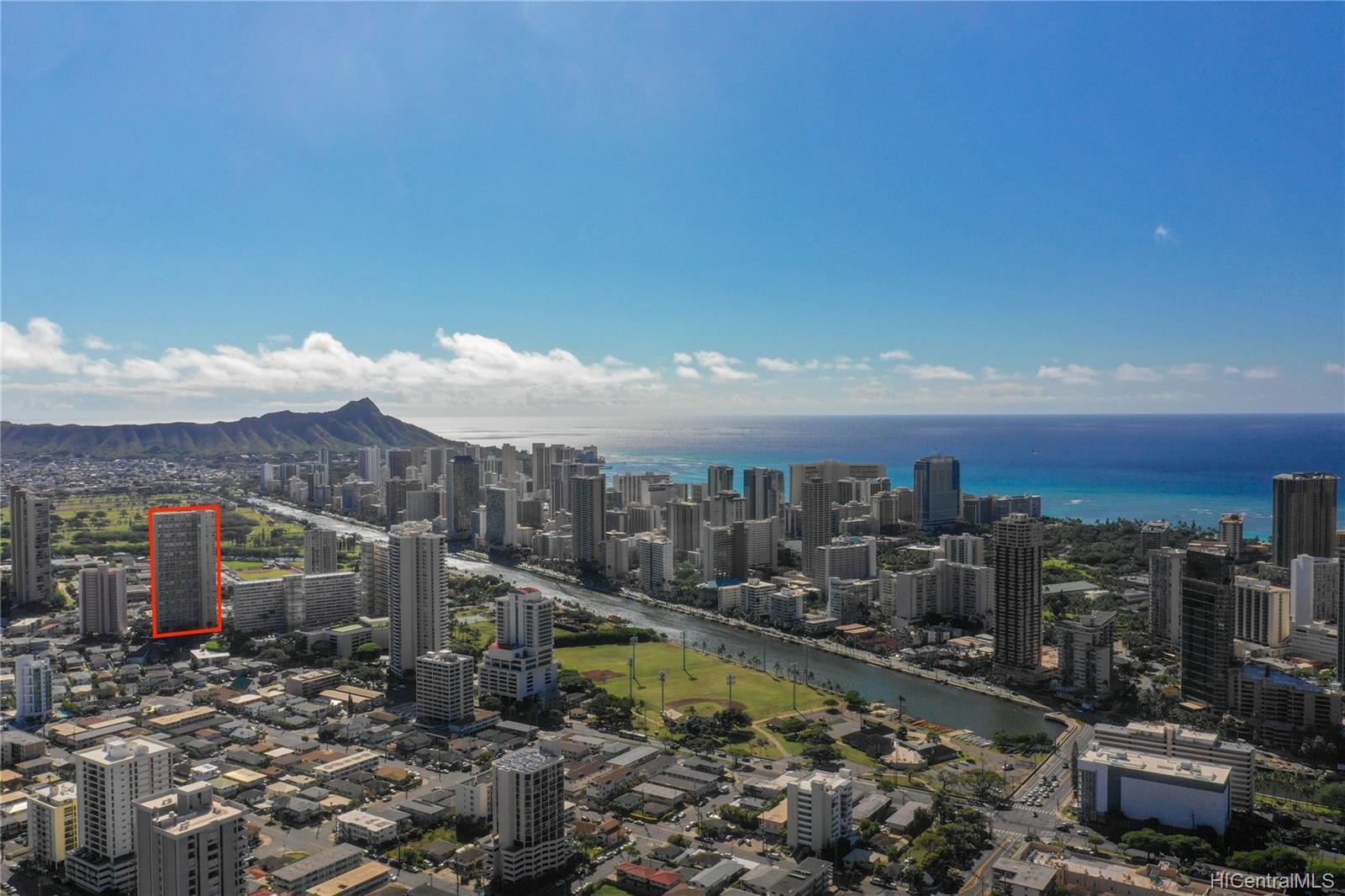 ALA WAI PLAZA SKYRISE condo # 603, Honolulu, Hawaii - photo 13 of 25