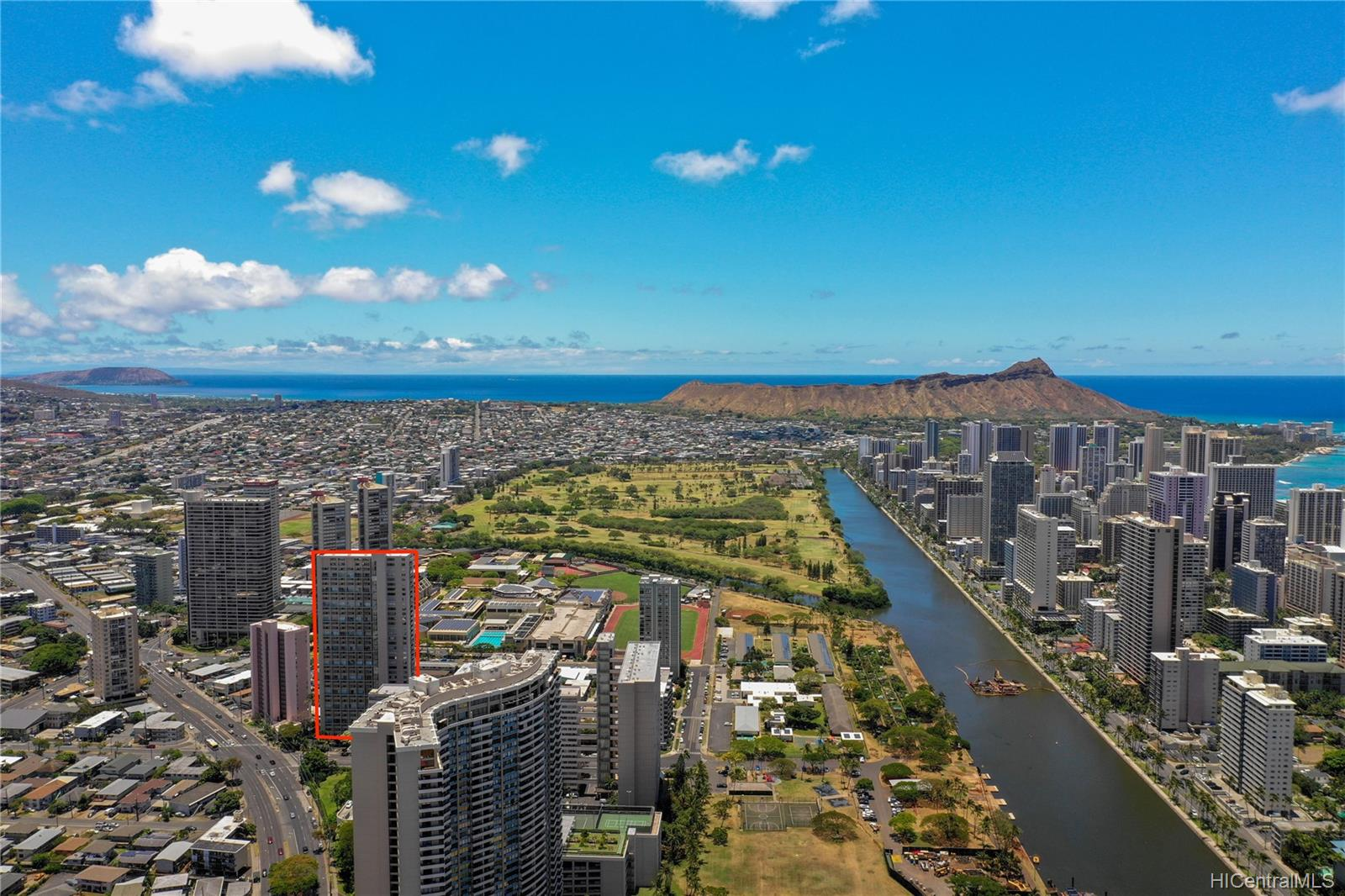 ALA WAI PLAZA SKYRISE condo # 603, Honolulu, Hawaii - photo 9 of 25