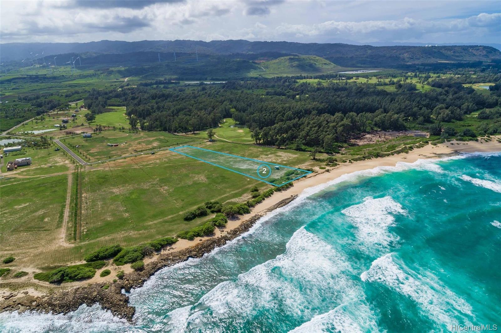 56-1089 Kamehameha Hwy Kahuku, Hi 96731 vacant land - photo 1 of 14