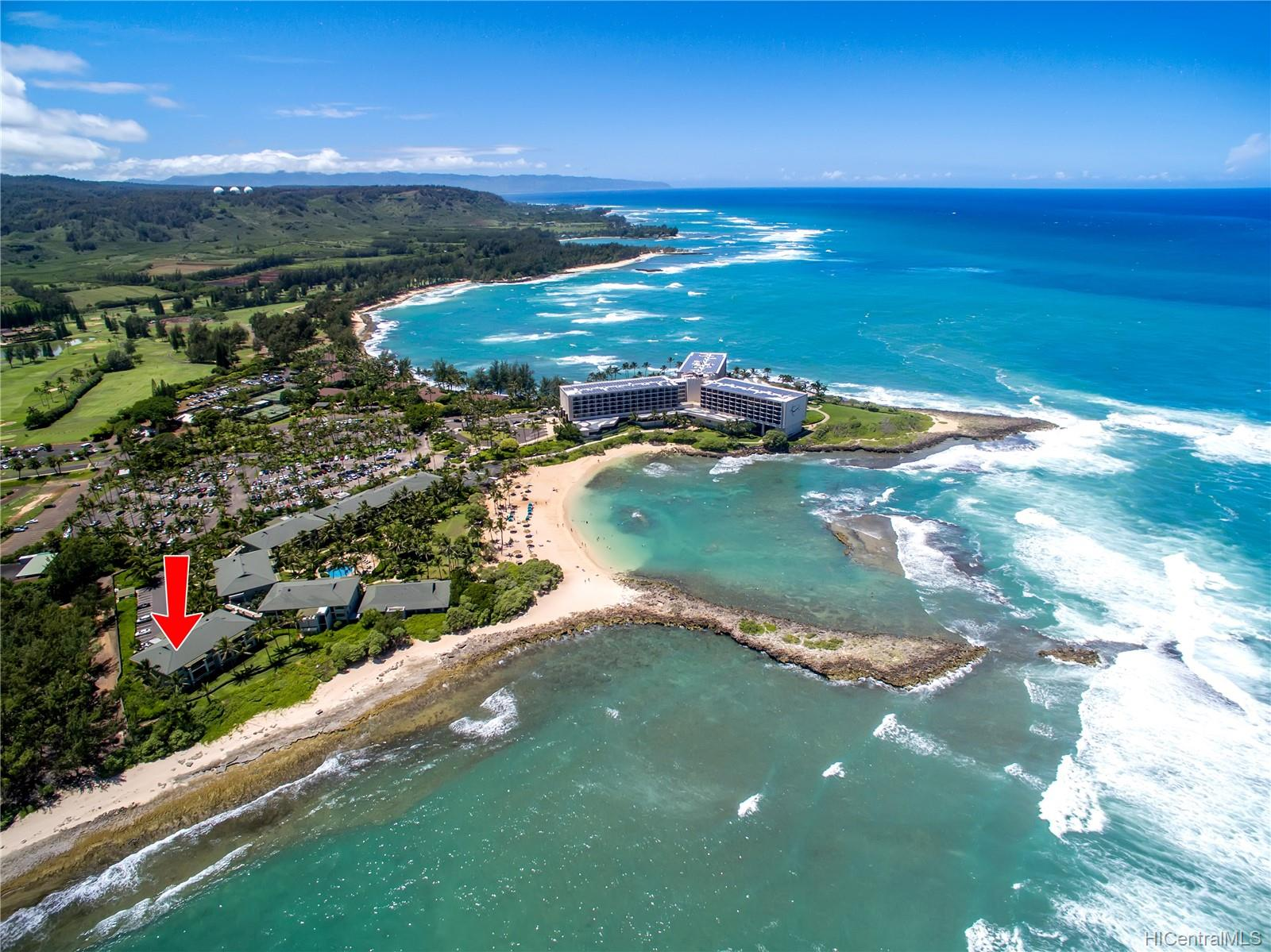 Ocean Villas at Turtle Bay condo # 218, Kahuku, Hawaii - photo 1 of 25