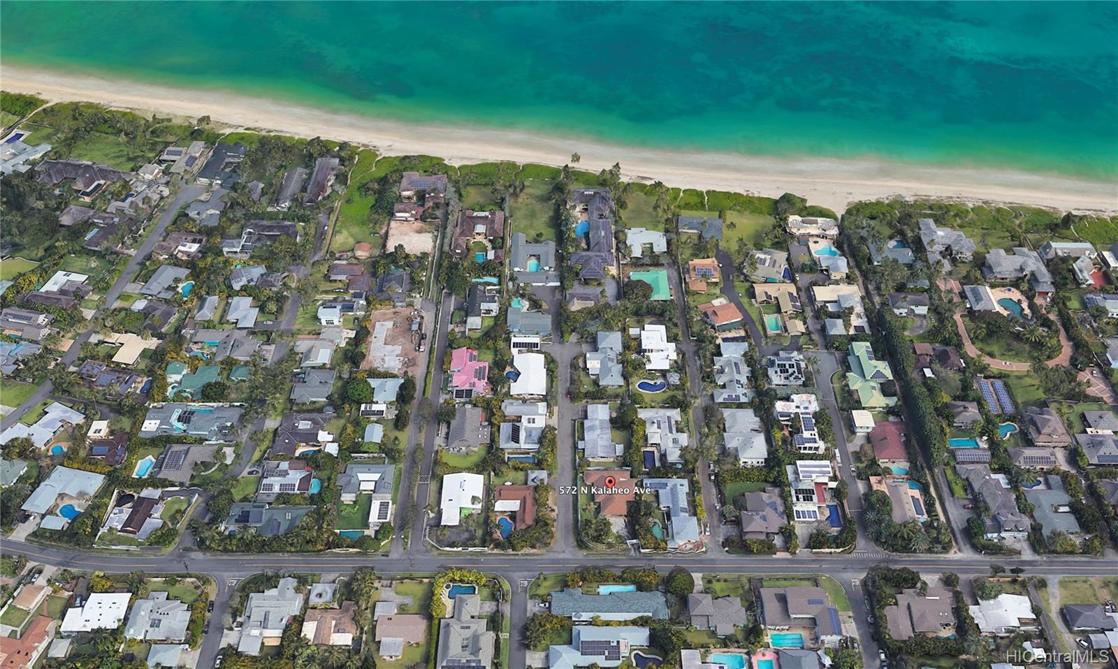 572  Kalaheo Ave Beachside, Kailua home - photo 10 of 25